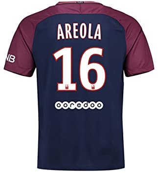 Maillot Domicile PSG Alphonse AREOLA
