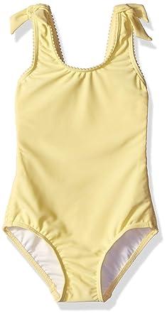 fea7b61f89 Amazon.com  Seafolly Girls  Tie Shoulder Tank One Piece Swimsuit ...
