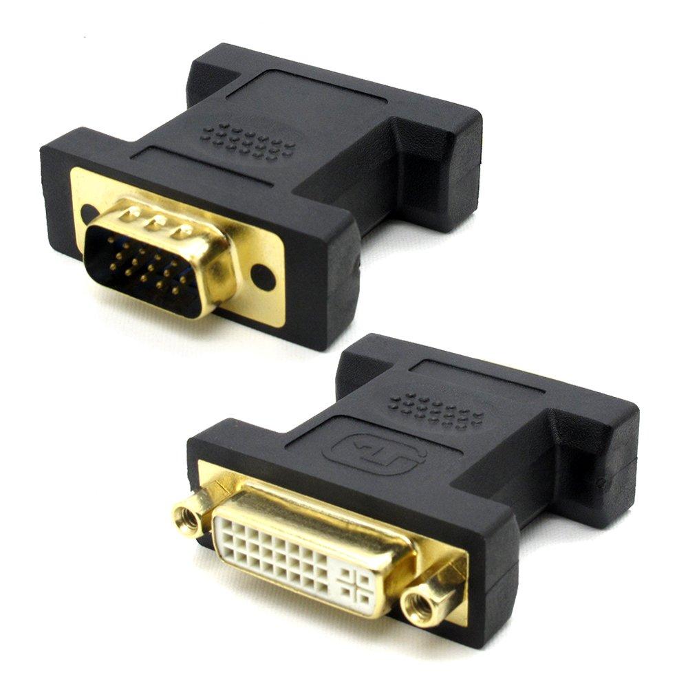 vmojo DVI a VGA adaptador DVI-I 24+ 5a VGA