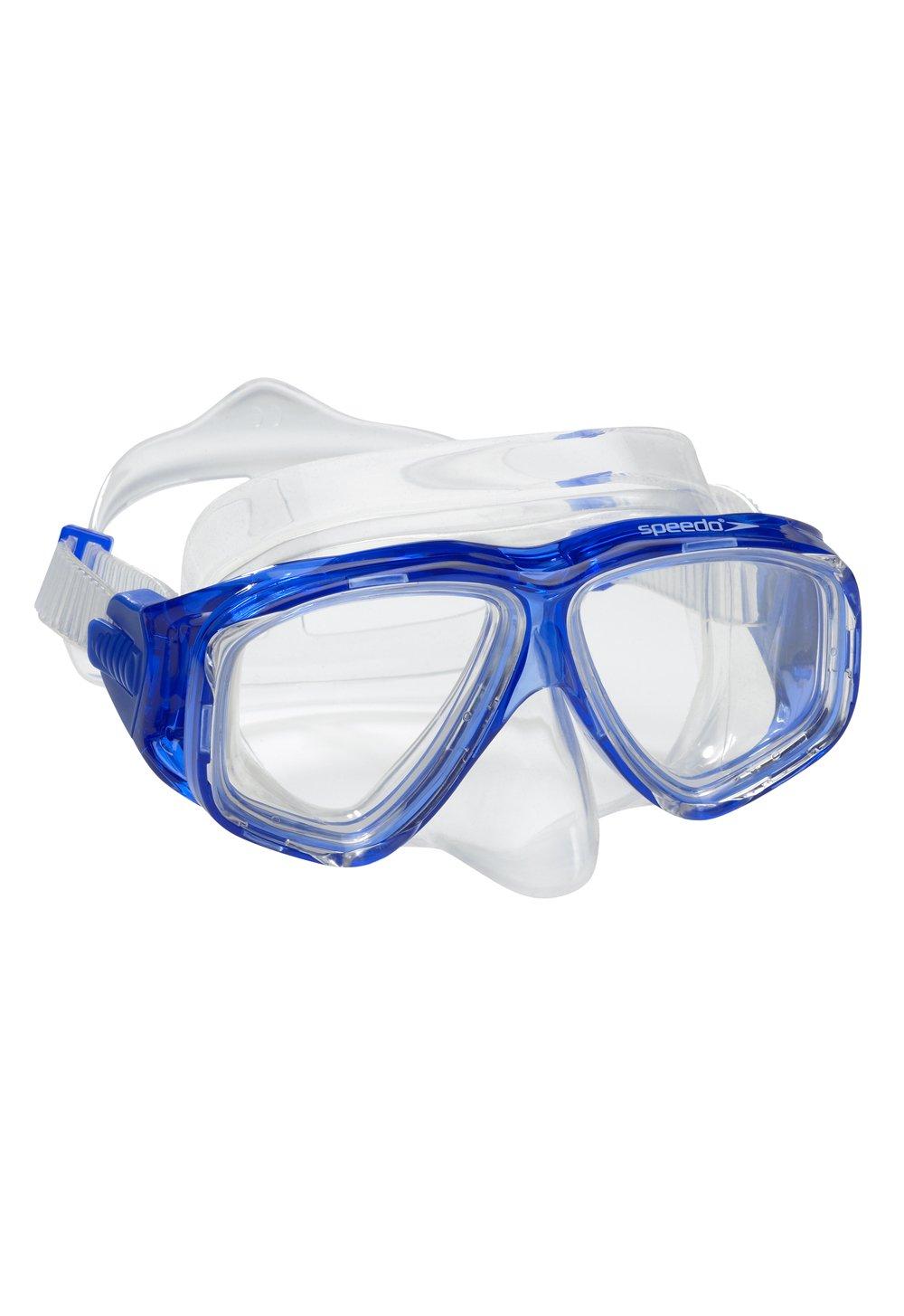 Blau Speedo Erwachsene Erholung Dive Maske