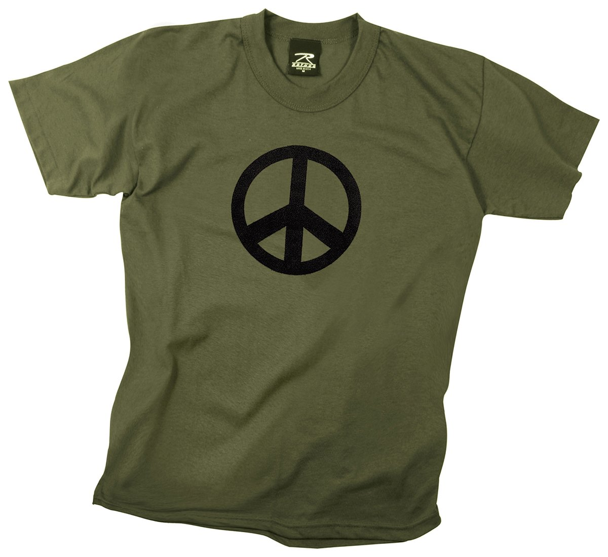Rothco Peace T-Shirt RSR Group Inc
