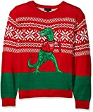Blizzard Bay Mens Trex Hates Sweater Ugly Christmas Sweater