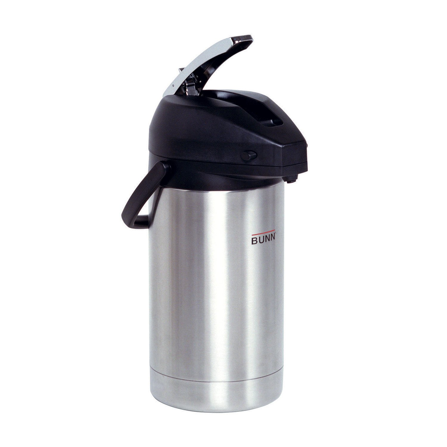BUNN32130.0000 3.0-Liter Lever-Action Airpot, Stainless Steel