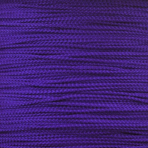 Micro 90 Cord – M90 – Nylon Paracord in Solid Colors – Tensile Strength 90 LBs – Choose from 10, 25, 50, 100, 1000 Foot Sizes by PARACORD PLANET (Image #1)