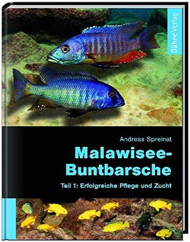 Malawisee-Buntbarsche, Teil 1: Erfolgreiche Pflege und Zucht