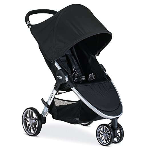 Britax 2016 B-Agile Stroller, Black