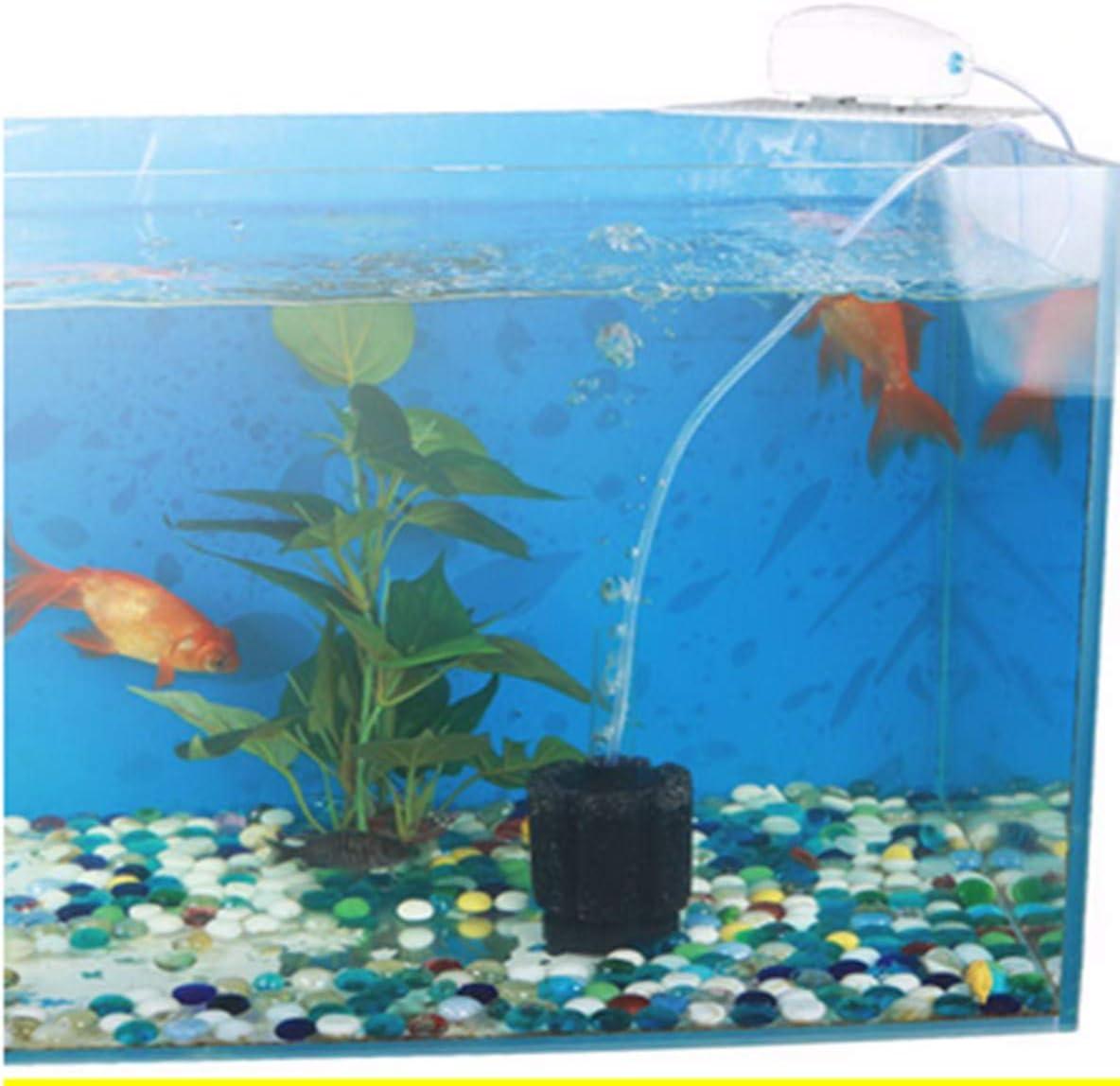 TZOU Aquarium Sponge Filter Cotton Fish Tank Shrimp Nano Pond Filtration