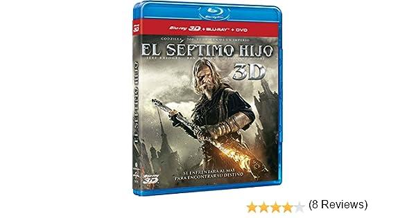 El Séptimo Hijo (BD 3D + BD + DVD) [Blu-ray]: Amazon.es ...
