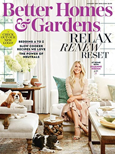 Better Homes & Gardens by Jacinta Palmer