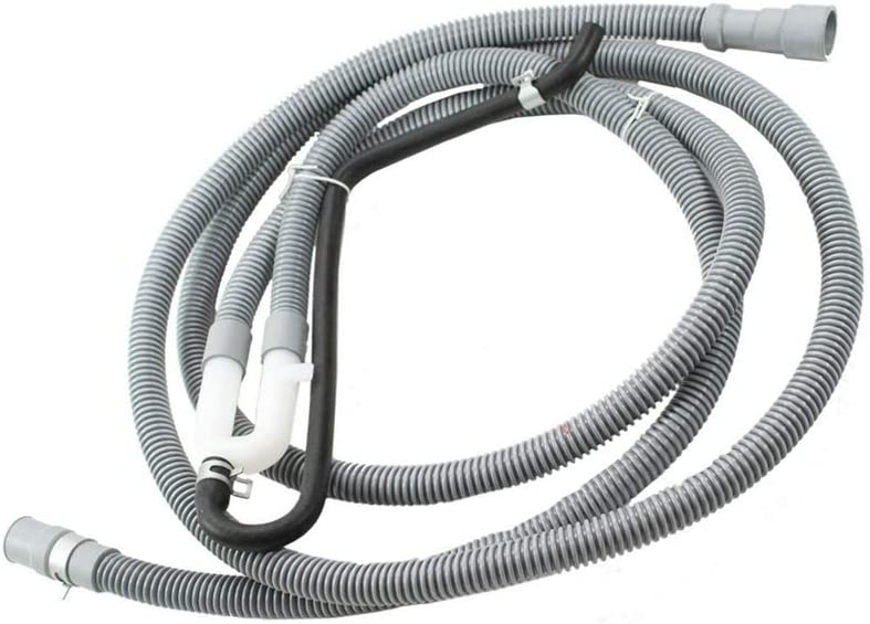 New OEM Fits LG Dishwasher Drain Hose AEM69493807 AEM69493808