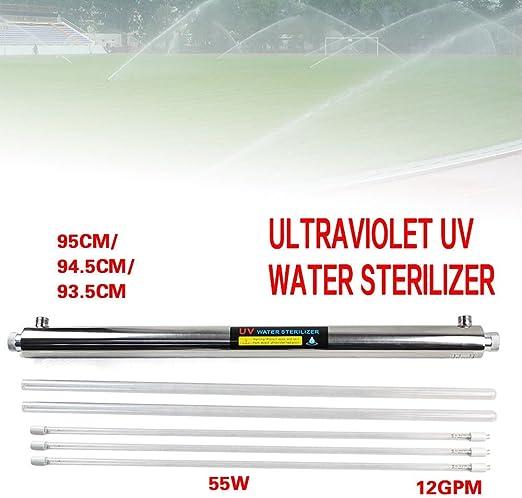 Desconocido Purificador de Agua con luz Ultravioleta, purificador ...