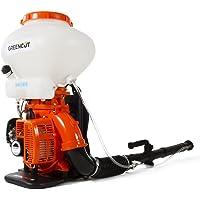 GREENCUT EBW420X - Sulfatador mochila gasolina liquido-polvo depósito