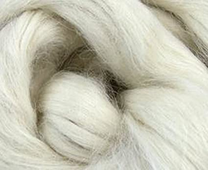Baby Alpaca Combed Top Roving Two Ounces Fawn