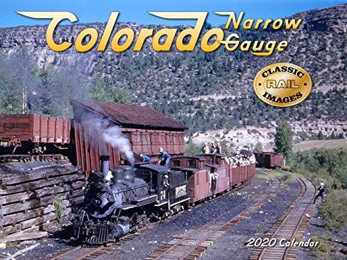 Colorado Narrow Gauge 2020 Calendar