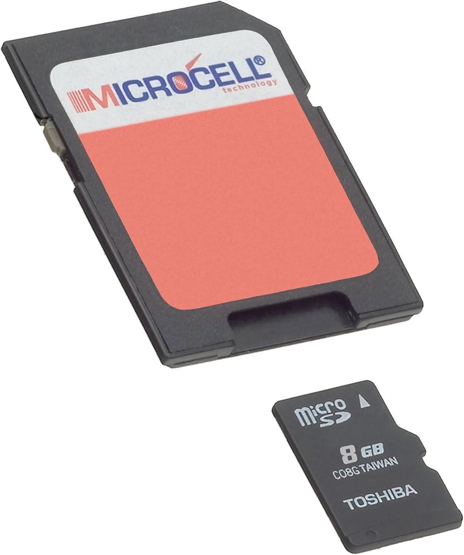 Microcell Sdhc 8gb Speicherkarte Micro Sd Karte Für Samsung Galaxy S4