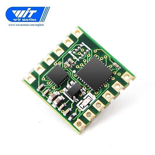 WT61P alta precisión 6 ejes MPU6050 Sensor 2 ejes Ángulo + 3 ejes ...