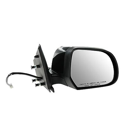 Mirror Power Paint To Match Passenger Side Right RH for 12-13 Nissan Versa Sedan
