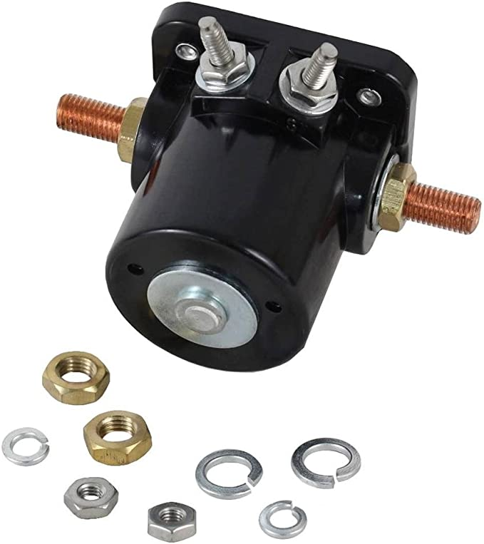 NEW STARTER SOLENOID SWITCH JOHNSON OMC EVINRUDE OUTBOARD 383622 18-5808 47886