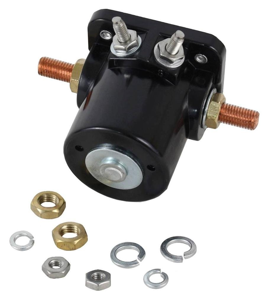 STARTER FITS SOLENOID SWITCH JOHNSON OMC EVINRUDE OUTBOARD 383622 395419 582708 586180 47886 47886T 18-5808