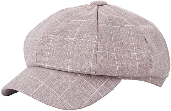 Longra💞 Mujeres Pareja Casual Hombres Unisex Beret Sombrero A ...