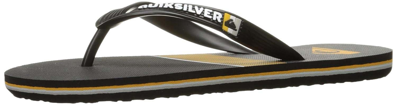 Quiksilver Men's Molohighlnebloc Athletic Sandal Quiksilver Footwear MOLOHIGHLNEBLOC-M