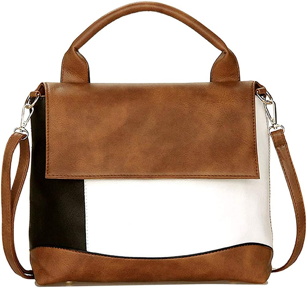 Details about  /Women Leather Tote Bag Handbag Lady Purse Shoulder Messenger Satchal Bags