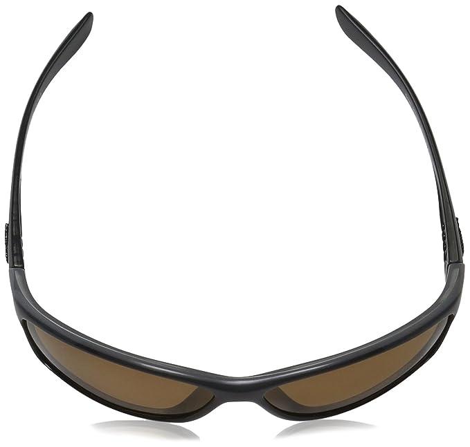 STORMtech Sportbrille Sonnenbrille mit Polarisation 9ST248-3, dunkelgrau/grau