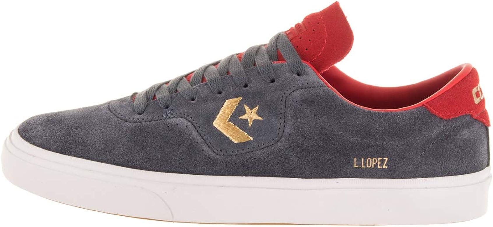 mens gray louie lopez pro ox shoes d74a115fcbba