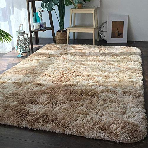 - Classic Rectangle Home Large Area Rug Modern Minimalist Shaggy Design Style Non-Slip Mat for Living Room Sofa Bedroom for Relaxing Reading Multi Colours Rug in Various Sizes Carpet (Gray, 130190CM)