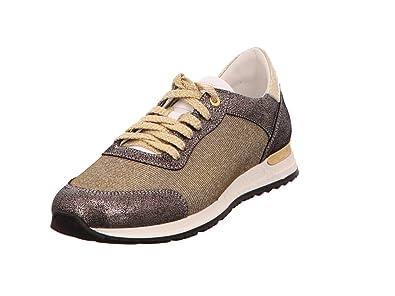 e3498202ce469c No Claim Damen Sneaker Glory 56 Silber 270676  Amazon.de  Schuhe    Handtaschen