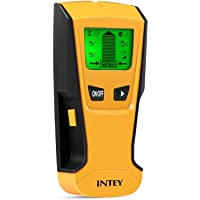 Intey 3-in-1 Wall Detector with LCD Display and