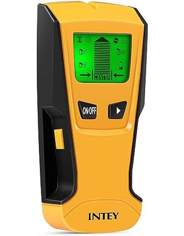 Detector de pared 3 en 1 de Intey, con pantalla LCD y señal de sonido