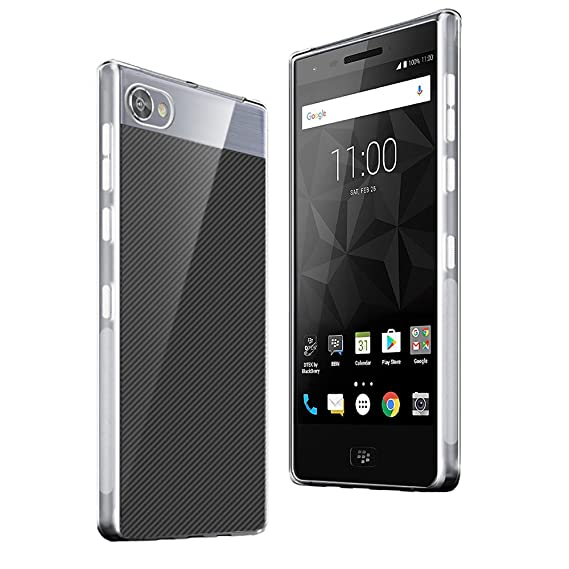 wholesale dealer f21eb a6795 Amazon.com: BlackBerry Motion Case, AVIDET Shock-Absorption Flexible ...