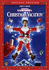 """National Lampoon's Christmas Vacation: Special Edition (DVD)Make merry as Chevy Chase, Beverly D'Angelo, Randy Quaid and an ensemble of comedy favorites strive to gift-wrap the """"perfect Christmas"""" for the Griswold family. The most successful ..."""