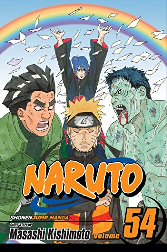 Naruto, Vol. 54: Viaduct to Peace