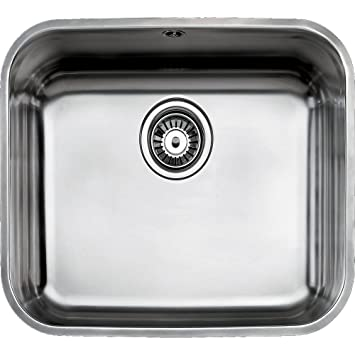 Amazon.com: Franke 10125123 BE 450/400 CN Kitchen Sink with ...