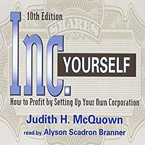 Inc. Yourself Audiobook