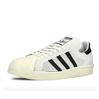 separation shoes 89f44 97baf adidas Originals Superstar 80s Primeknit - S82779  Amazon.co.uk  Shoes    Bags