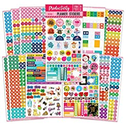 Mirida Planner Stickers for Journaling, ...