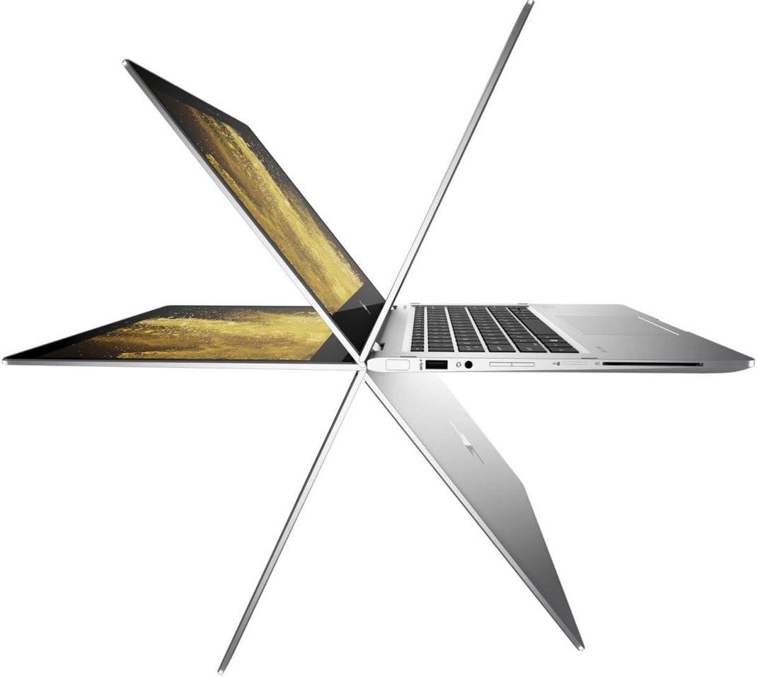HP EliteBook x360 1030 G2 Notebook 2-in-1 Convertible Laptop PC (7th Gen Intel i7 Kaby Lake Processor, 16GB RAM, 512GB SSD, 13.3 inch Full HD (1920x1080) Touchscreen, Win10 Pro, Thunderbolt) Silver
