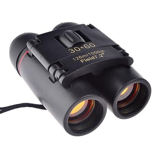 52 opinioni per Docooler 30X60 Mini Binocolo Pieghevole Giorno Vision per Eventi Sportivi