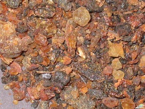 Ethiopian Myrrh - 4 Ounces - Bulk Incense Resin - incensecentral.us
