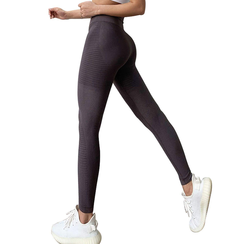 Yoga Pants Sexy Line Yoga Leggings Sport Women Fitness Pants ...