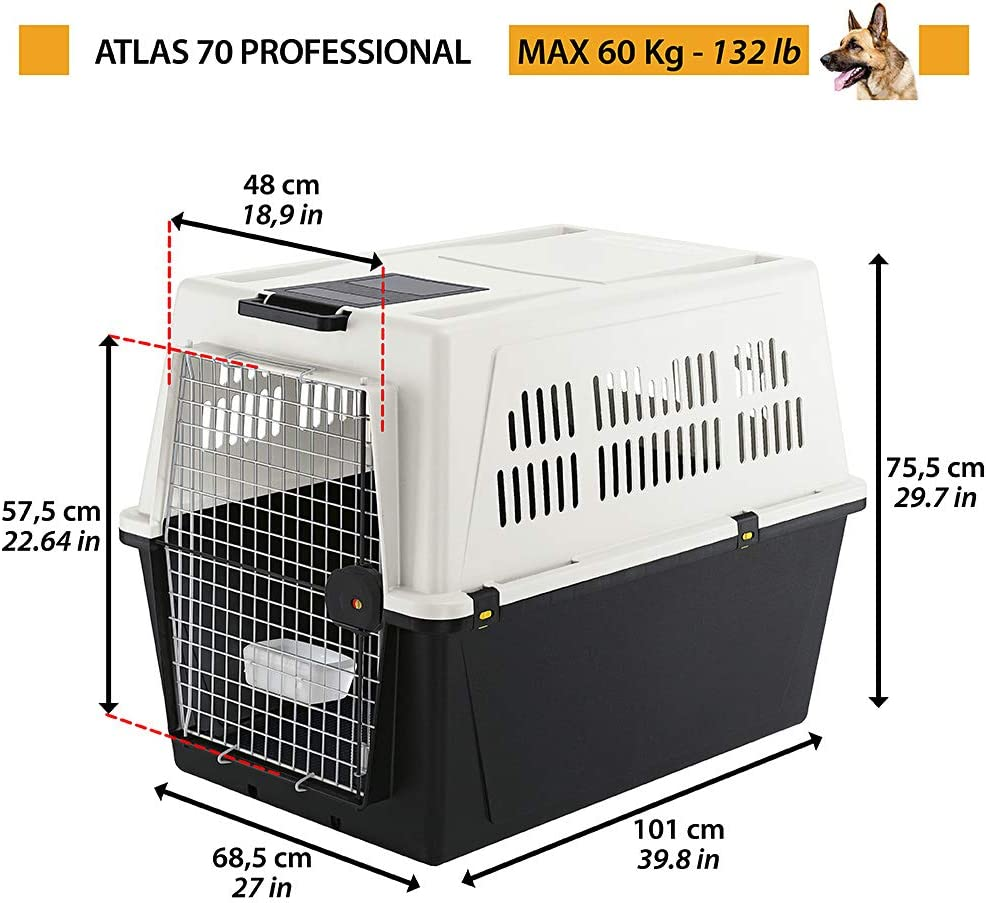 Ferplast Atlas 70 Pet Carrier