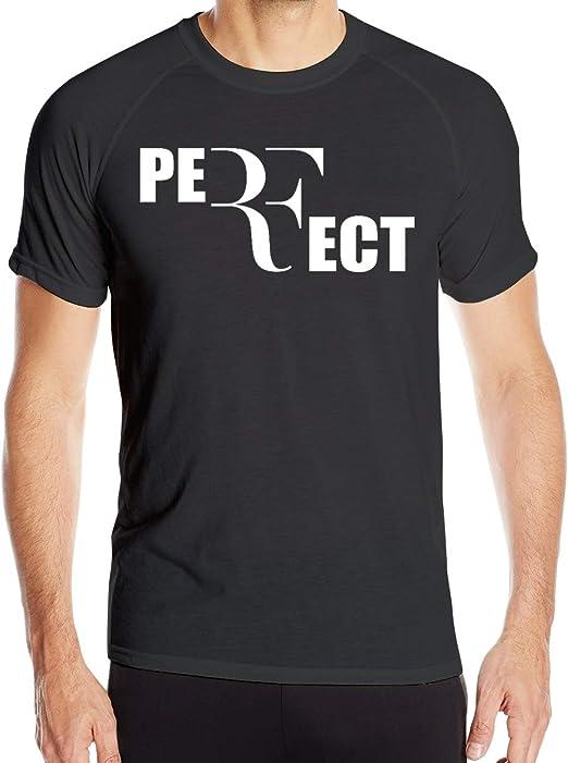 Wanjirong Men Sweatshirt Roger Federer Classic Longsleeve Shirt