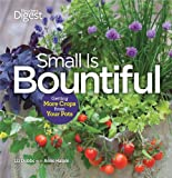 Small Is Bountiful, Liz Dobbs and Anne Halpin, 1606524208