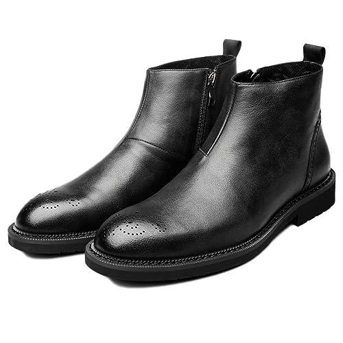 Doc Marten Boots Men Botas Adultos Botas Clásicas Botines De Cuero Clásicos Botines Retro para Hombres: Amazon.es: Zapatos y complementos