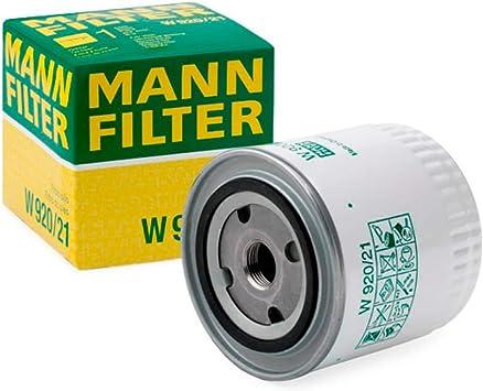 Mann+Hummel W92048 Filtro dellolio