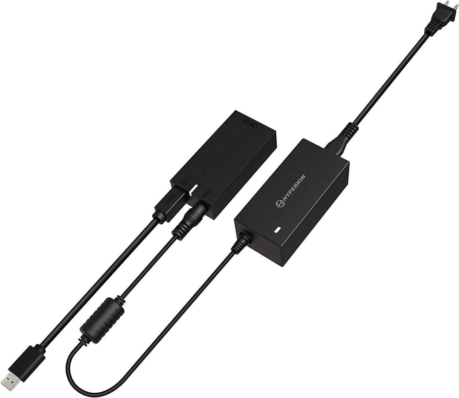 Officially Licensed By Xbox Xbox One and Windows 10 PCs Xbox One X Hyperkin Kinect Converter Adapter for Xbox One S