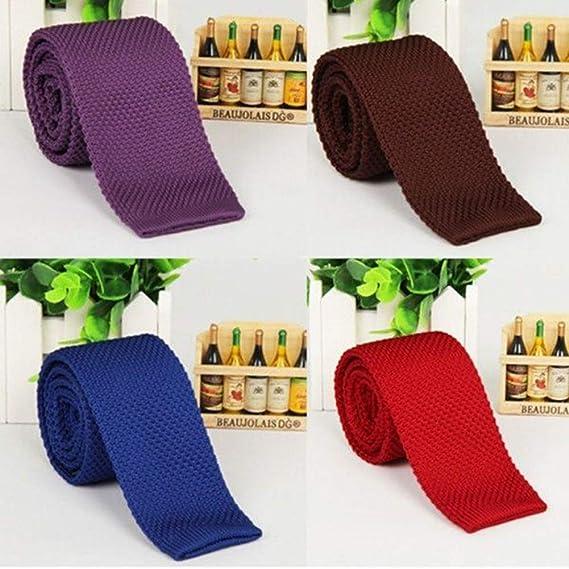 RIsxffp Corbata de corbata de corbata de moda multicolor de los ...